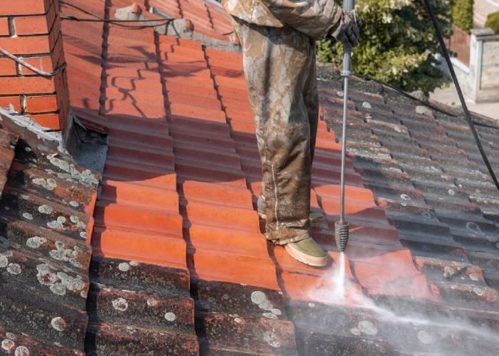 Nettoyage de toiture à Beaumont-de-Lomagne